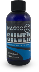 Magic 10 Nano Silver Bottle